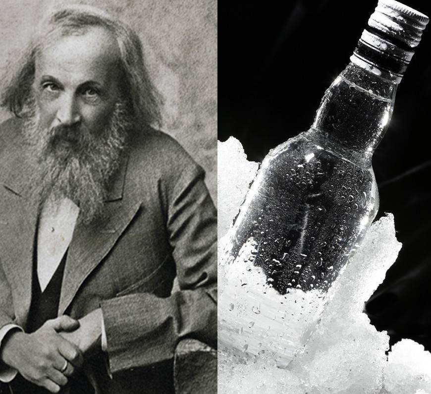 Кто придумал водку: история возникновения, кто изобрел, когда появилась