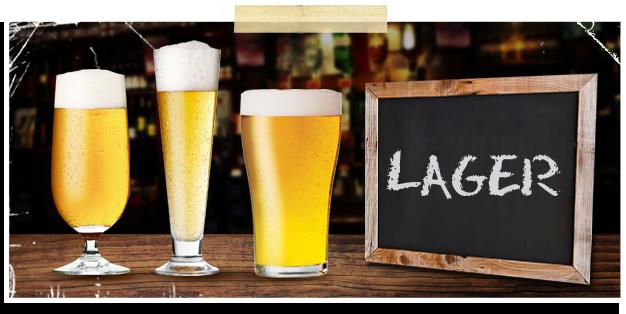 Классификация и виды пива: лагер, эль, стаут, биттер, портер