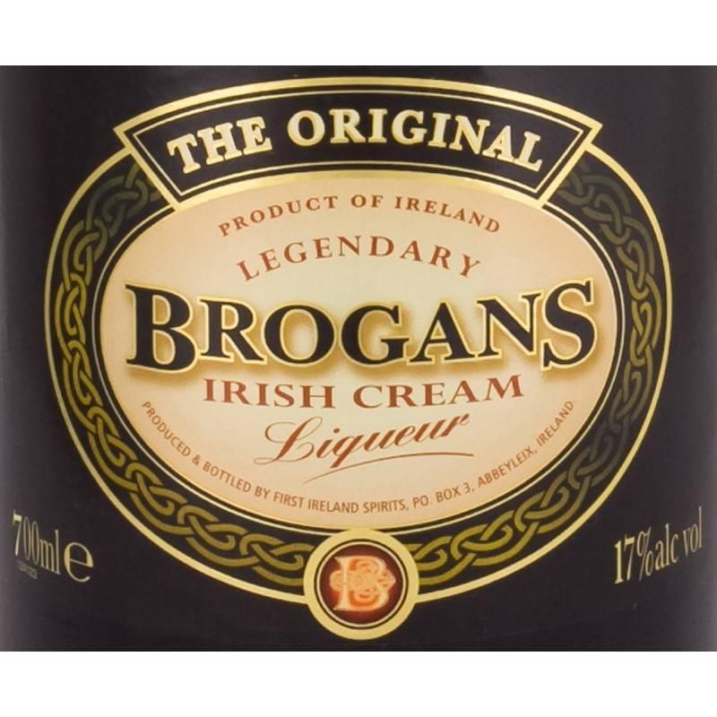 Ликер «броганс»: краткий обзор  — нескучные домохозяйки