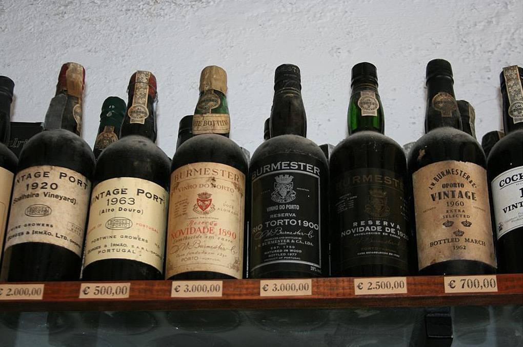 Португальский портвейн (порто) и его особенности