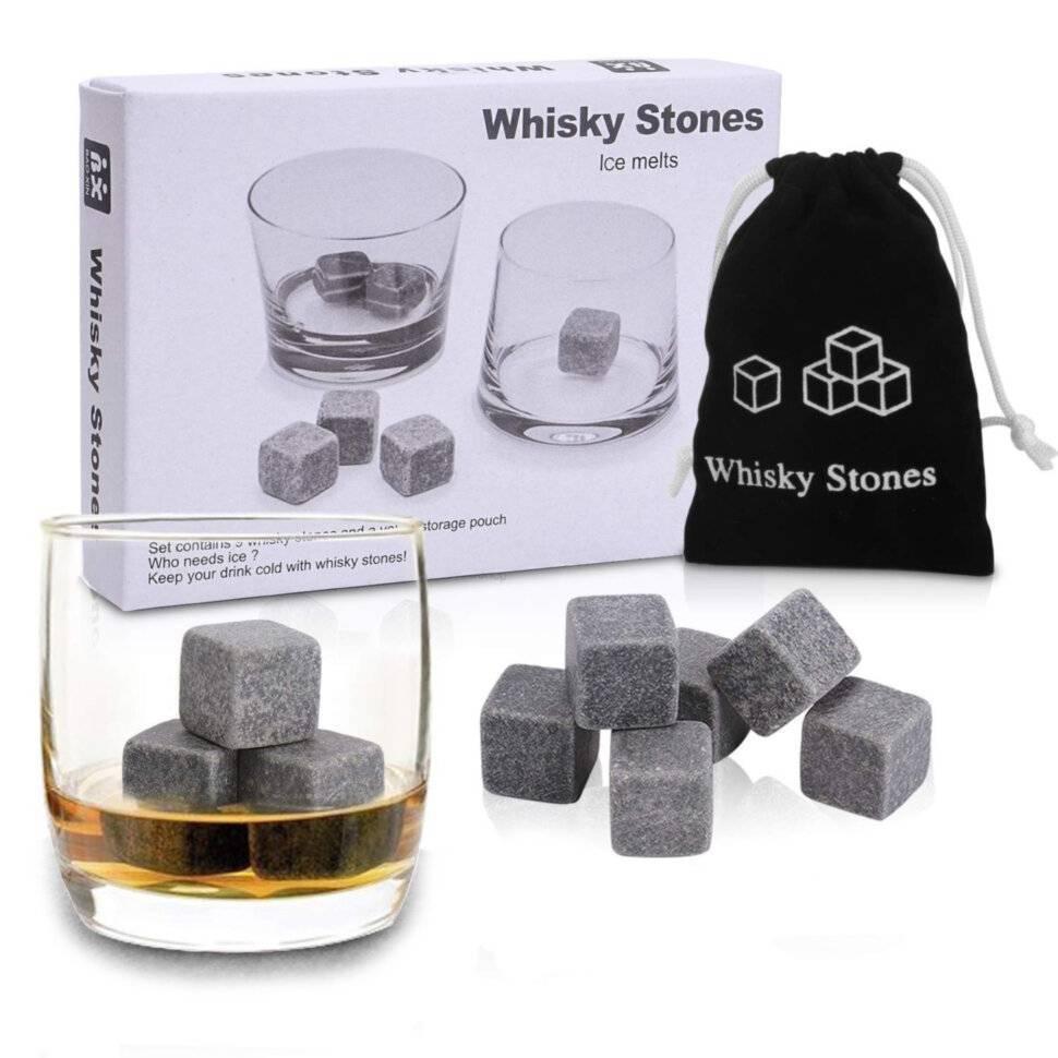 Камни для виски — для чего нужны, как использовать их в напитке