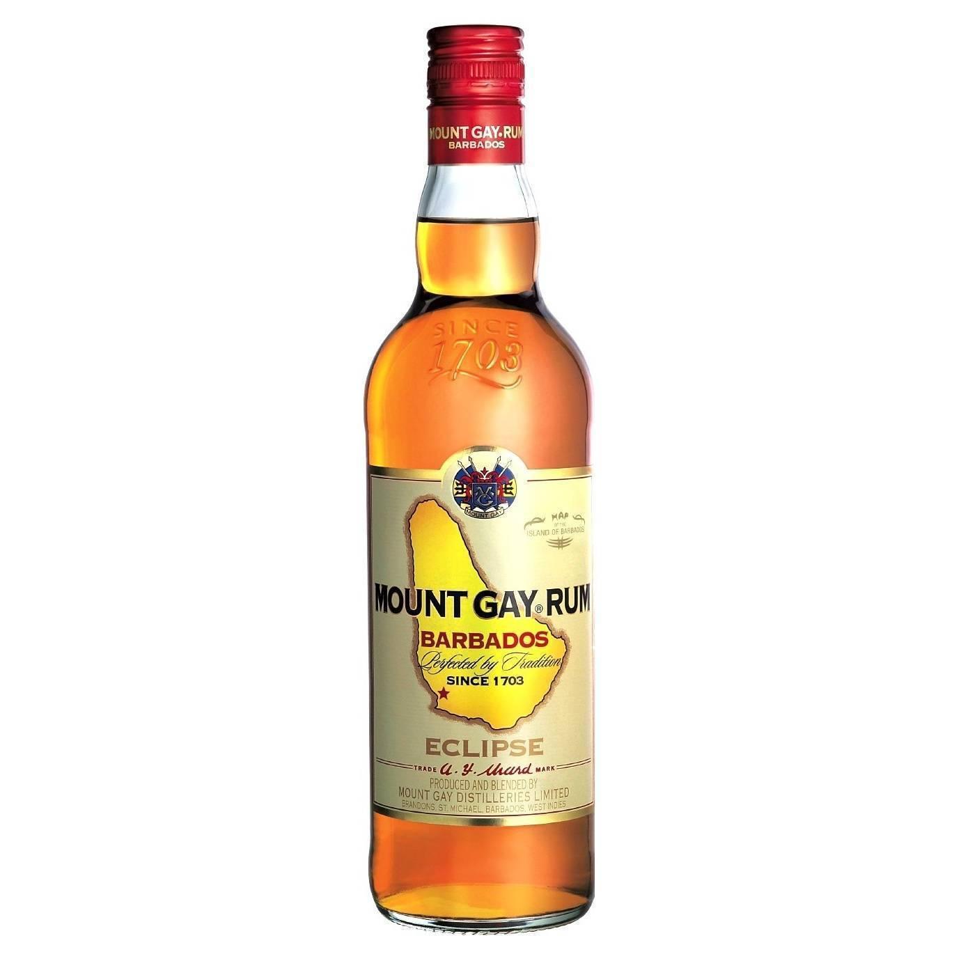 Mount gay rum — история, сорта, употребление