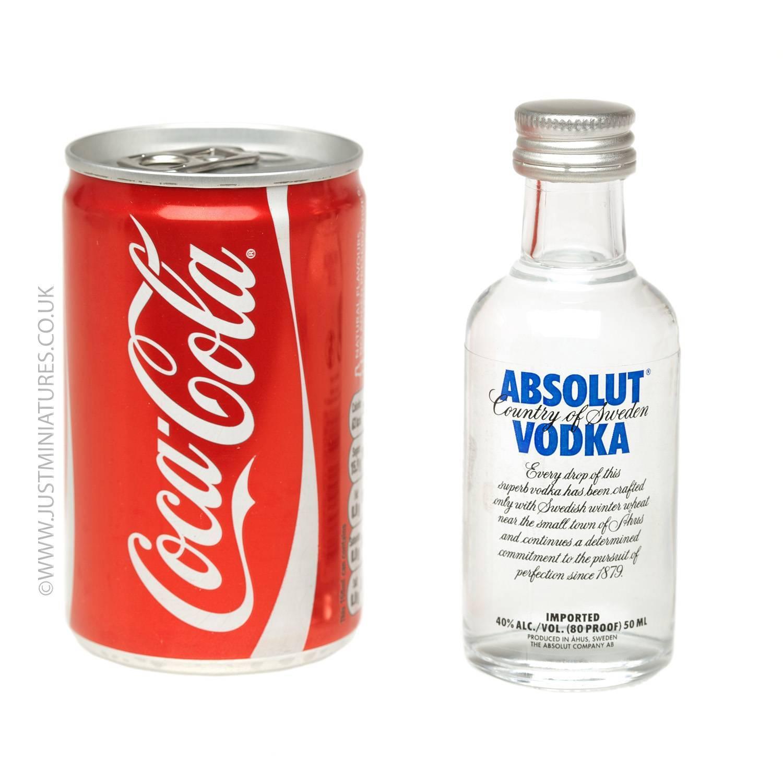Водка с колой, спрайтом и ред булл — коктейль из водки с газированными напитками