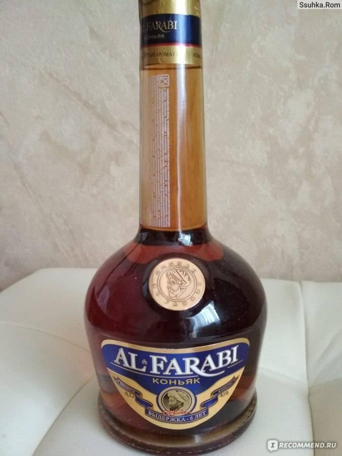 Коньяк аль фараби (al farabi): история и описание напитка - продукталко