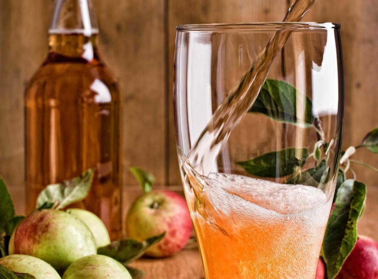 Яблочный сидр: 8 рецептов в домашних условиях