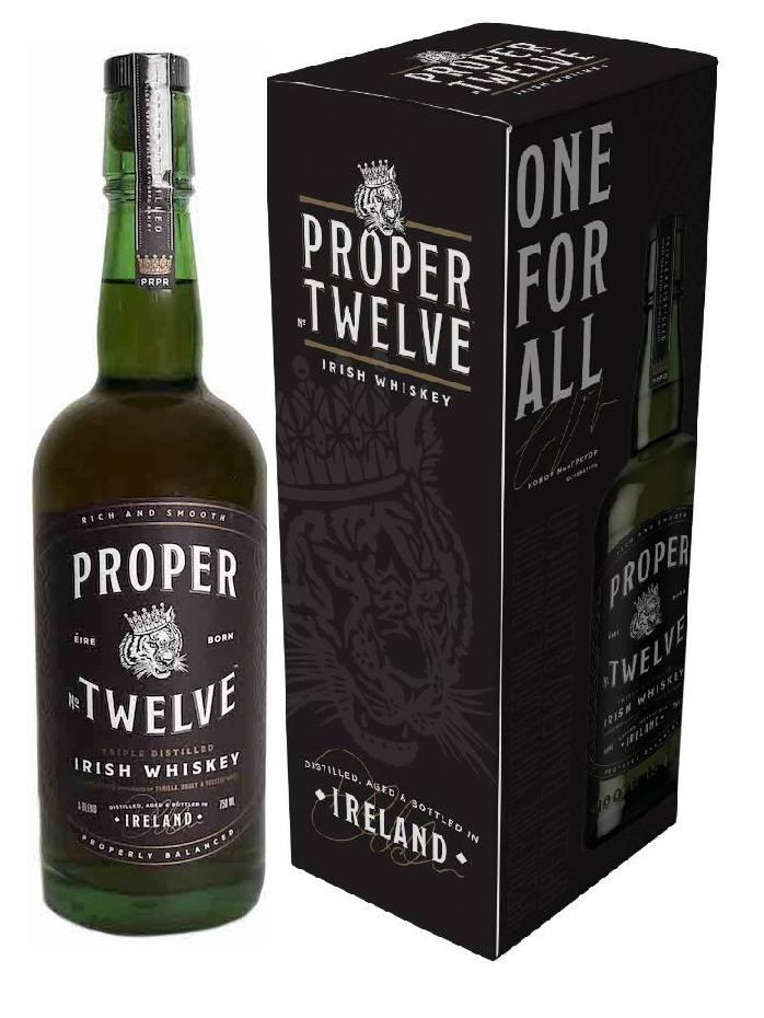Proper no. twelve: виски от конора макгрегора