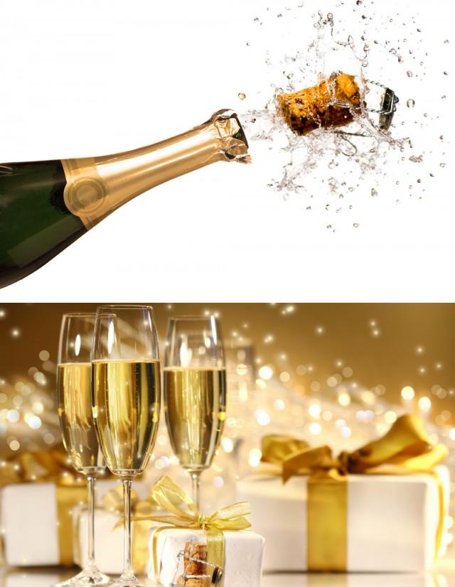 Зачем в открытое шампанское вставлять ложку