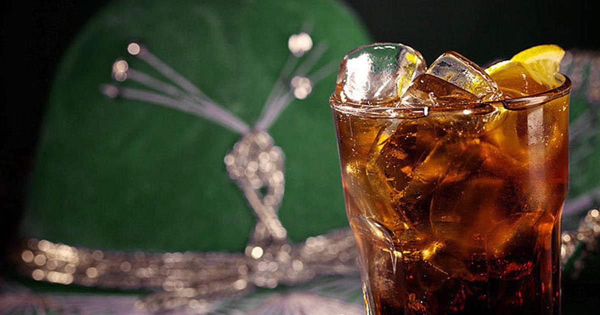 Коктейли с пепси алкогольные