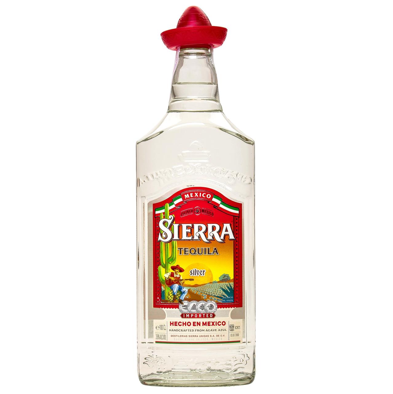 Текила sierra: виды сиерра, как и с чем правильно пить сильвер
