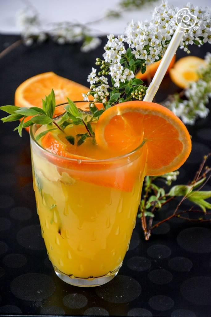 Рецепты приготовления коктейля Мимоза