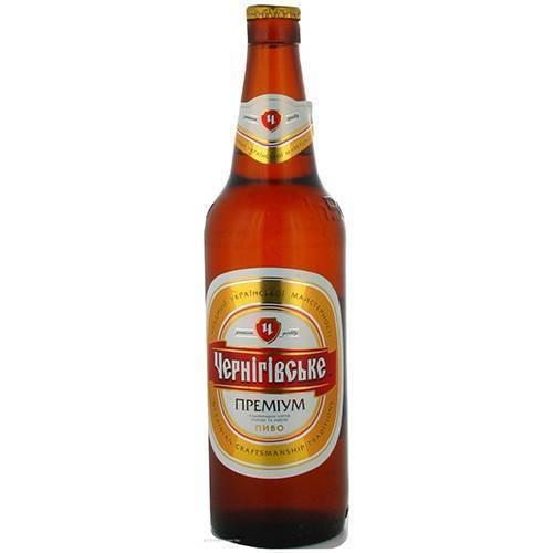 Пиво черниговское и его особенности