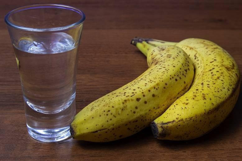 Рецепты приготовления самогона из бананов