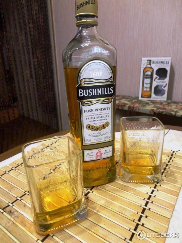 Виски «bushmills single malt 10 year» – история благородного напитка + видео   наливали
