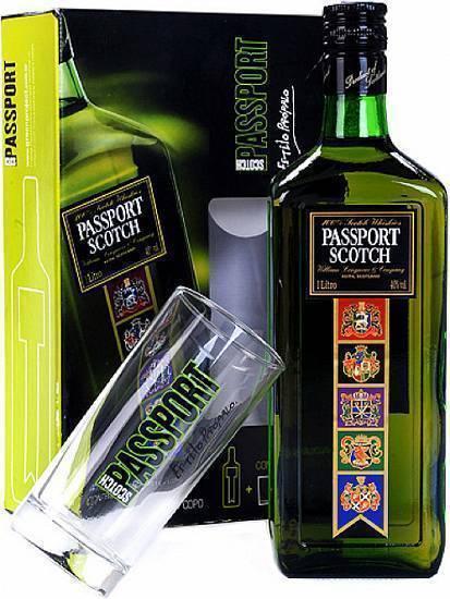Passport scotch (пасспорт скотч)
