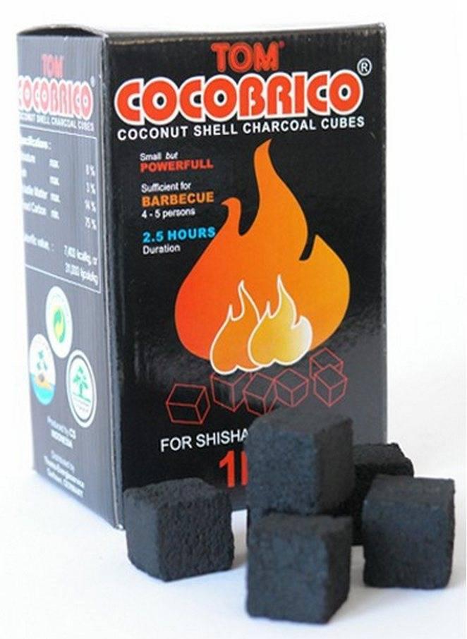 Сколько угля нужно класть для кальяна? — kalyan.bar