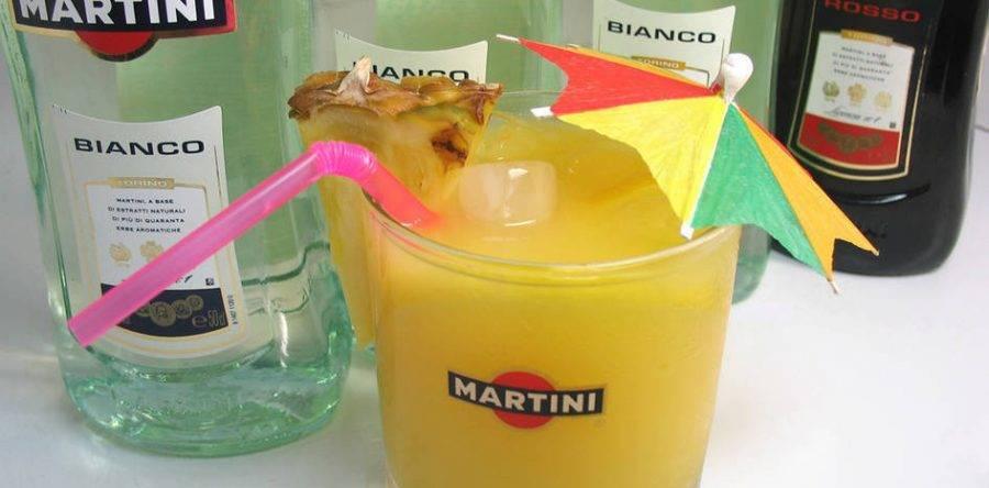 """Учимся разбавлять """"мартини"""" правильно – все, с чем можно смешать вермут"""