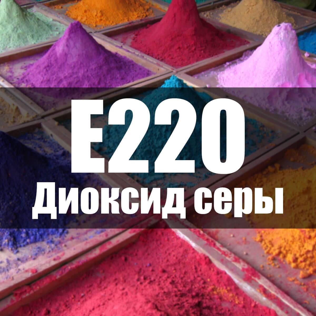 Что такое консервант е220: вредна ли добавка для здоровья - засушим.ru