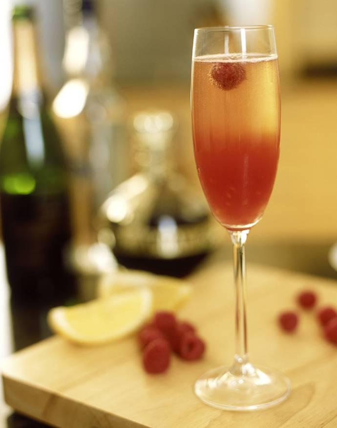 Кир рояль - коктейль с историей. рецепт, состав и тонкости приготовления
