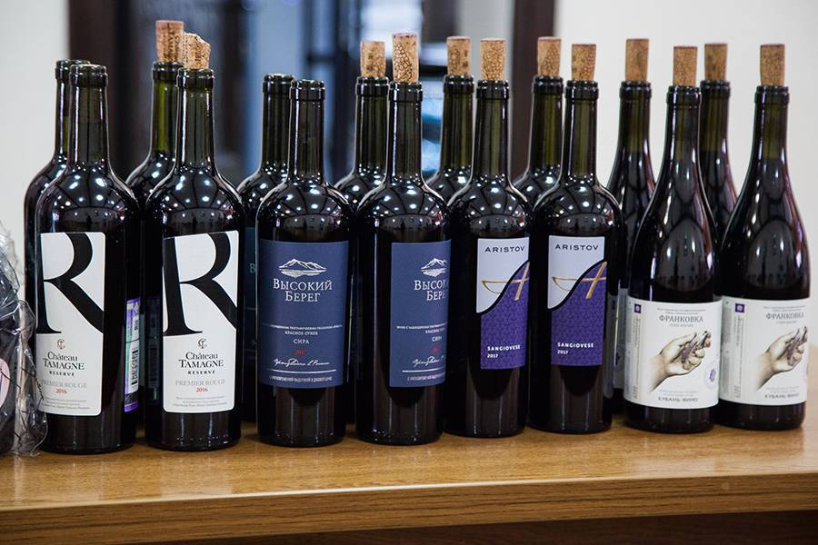 Краснодарские вина и их особенности