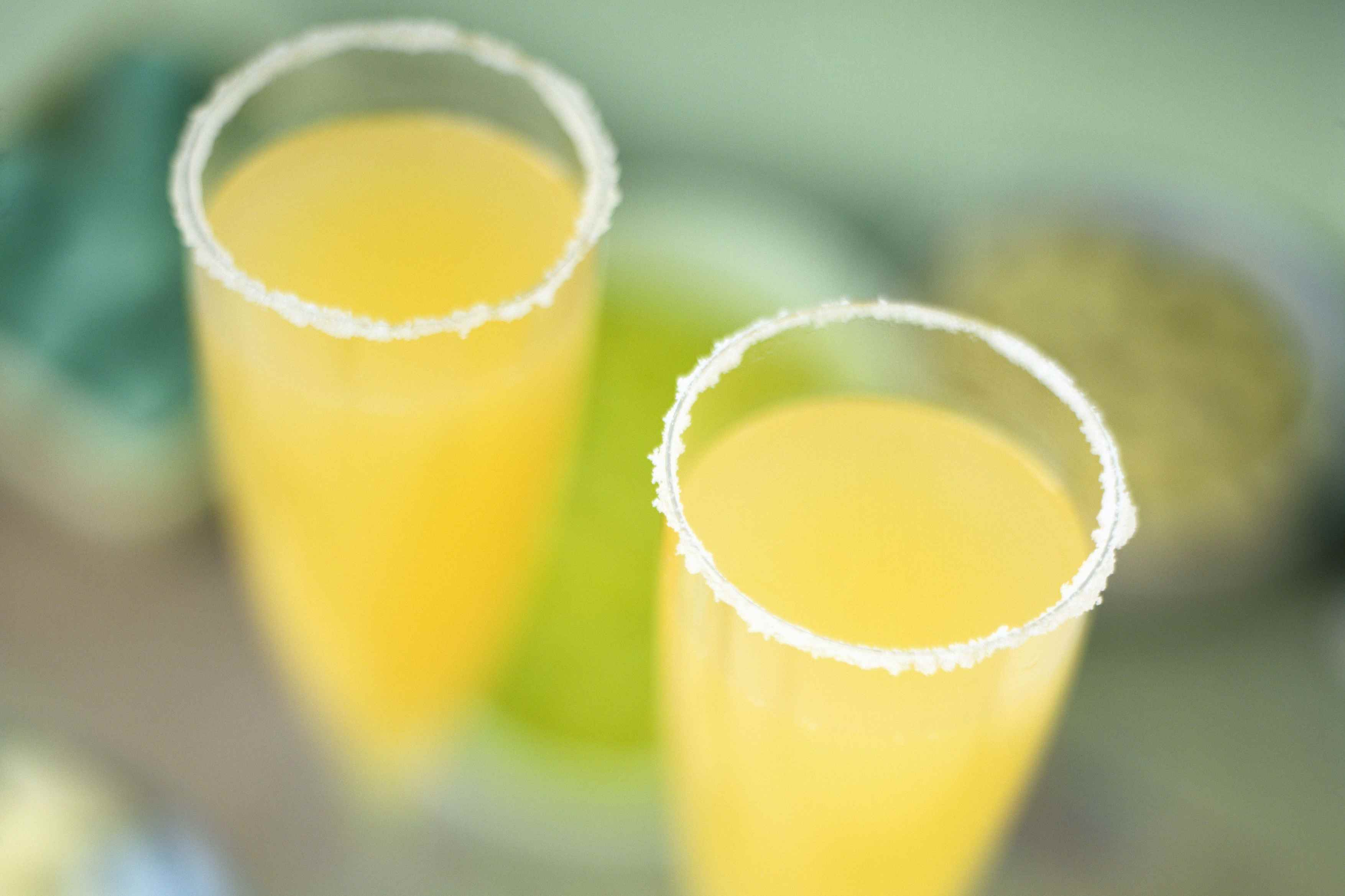 Коктейль «мимоза»: рецепт классический с шампанским и его варианты