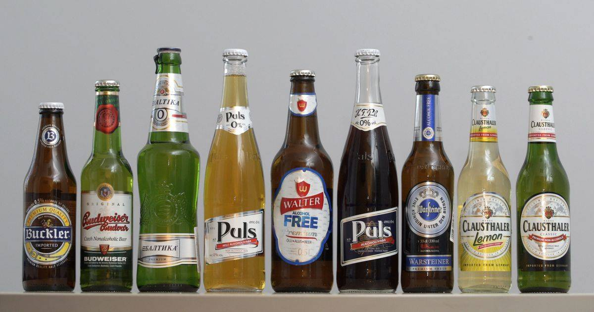 Безалкогольное пиво: состав безалкогольного пива, польза и вред