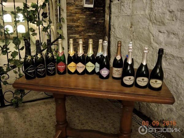 Шампанское: описание, состав, польза и вред, виды шаманского
