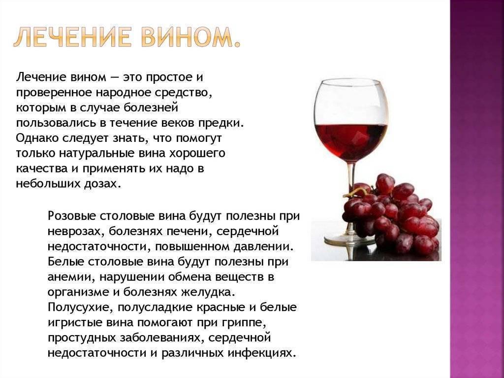 Польза красного вина | компетентно о здоровье на ilive