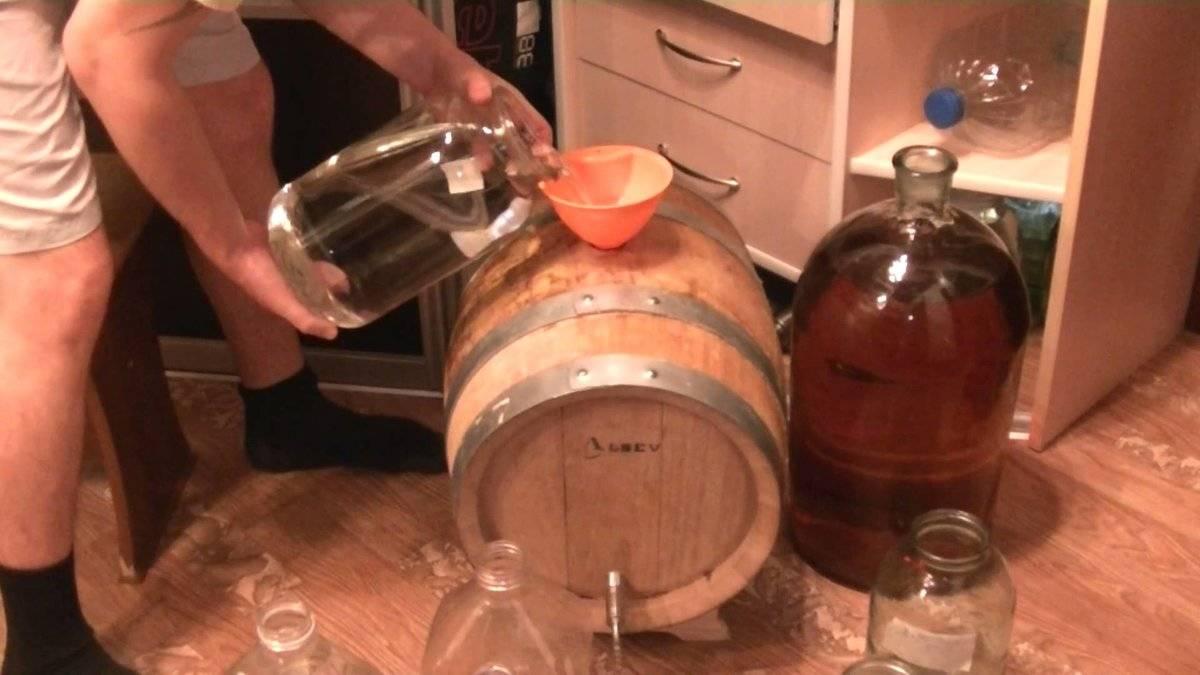 Виски из спирта: лучшие рецепты пошагово