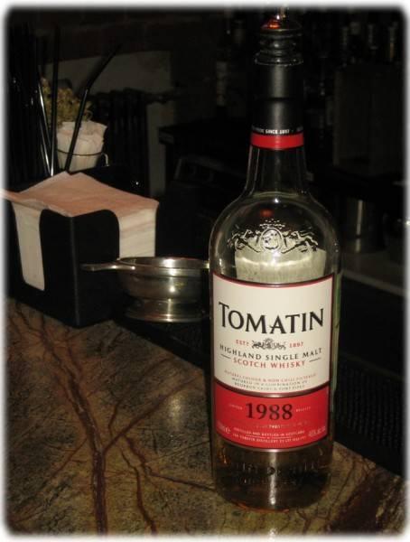 Tomatin (томатин)