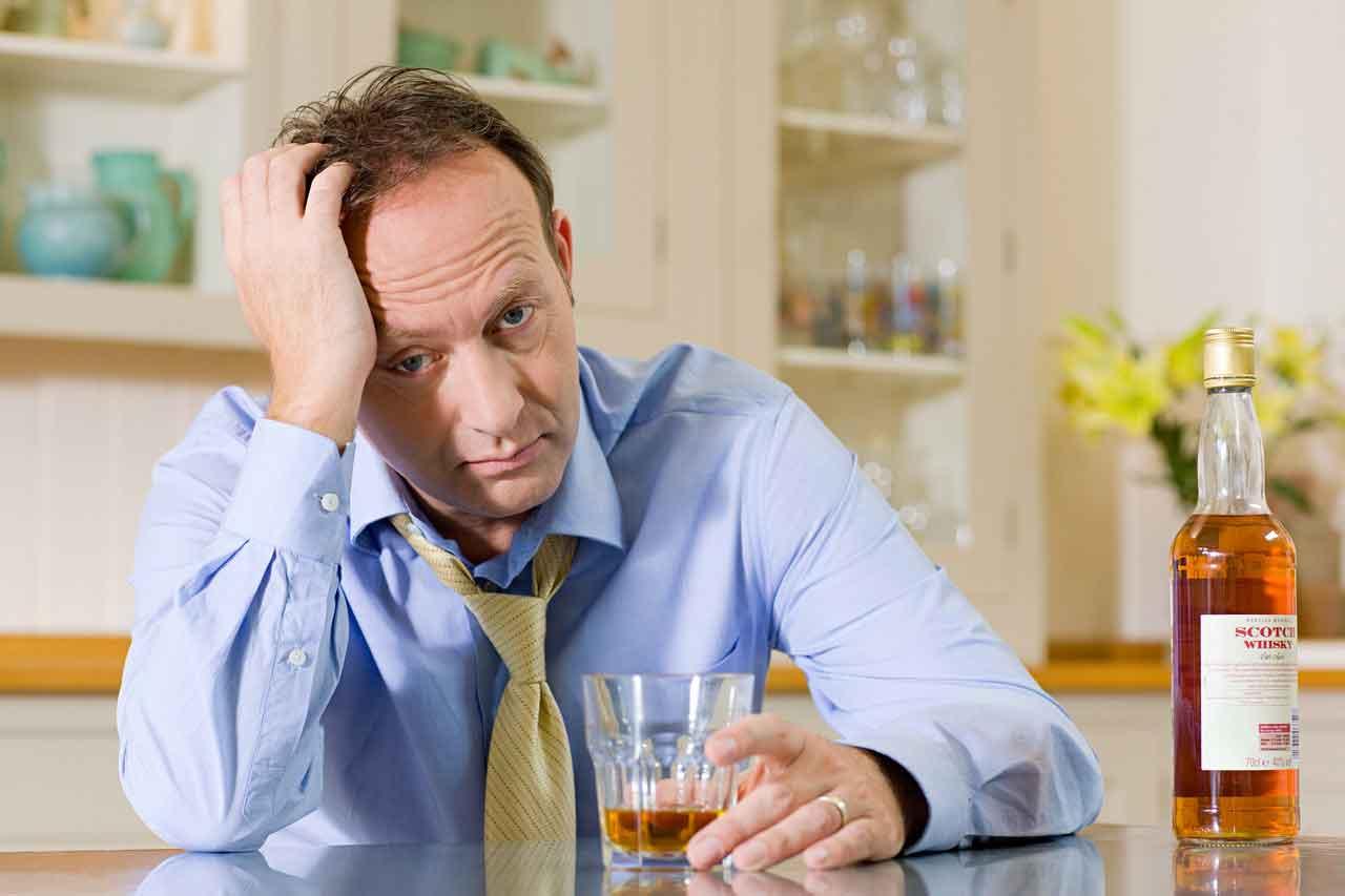 Скрытый алкоголизм: симптомы