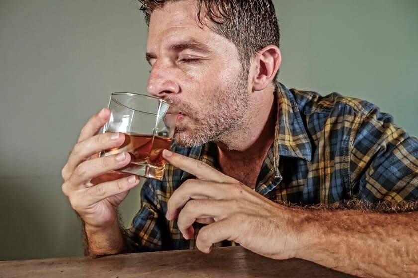 Что будет если выпить после кодировки уколом