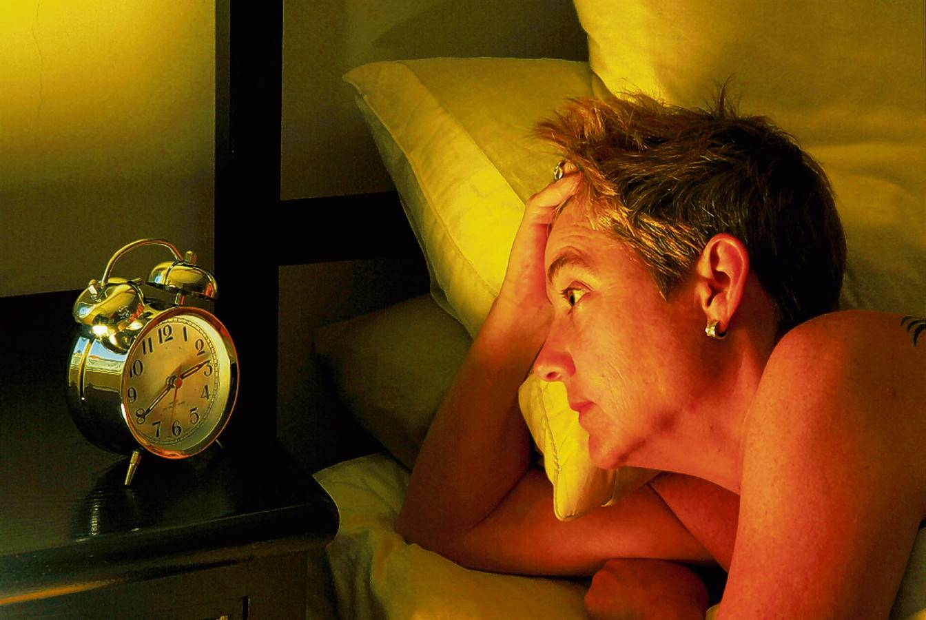 Как уснуть с похмелья