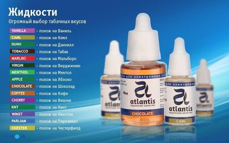 Что можно использовать в качестве заправки для электронной сигареты
