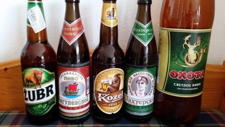 Чешское пиво - наш отзыв