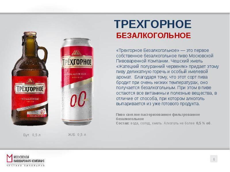 Безалкогольное пиво: польза и вред для здоровья мужчин и женщин