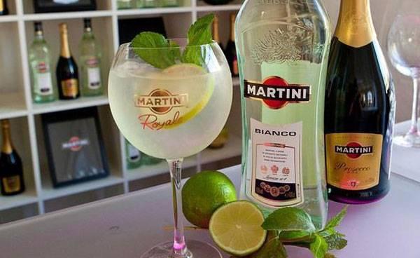 Изысканно ваш. как правильно пить вермуты мартини.