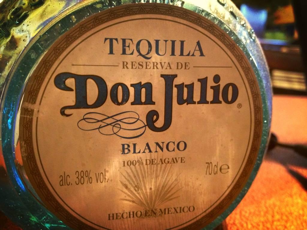 Текила don julio (дон хулио): описание, отзывы и стоимость