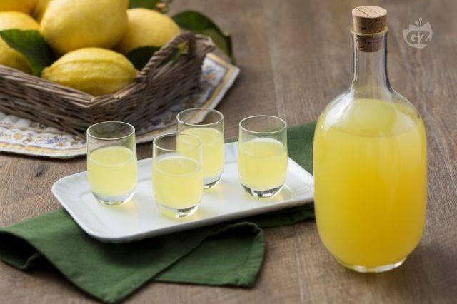 Как пить лимончелло? коктейли с лимончелло