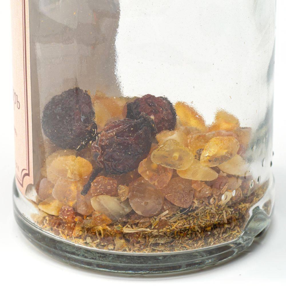 Настойка из янтаря на водке: дары моря против недугов
