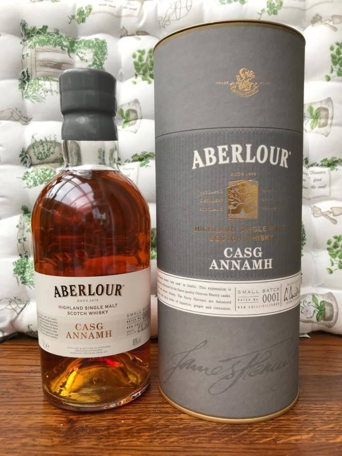 Шотландский виски «aberlour»