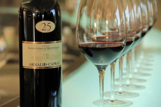 Вино италии