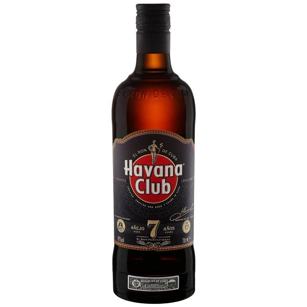 Обзор рома havana club (гавана клаб)