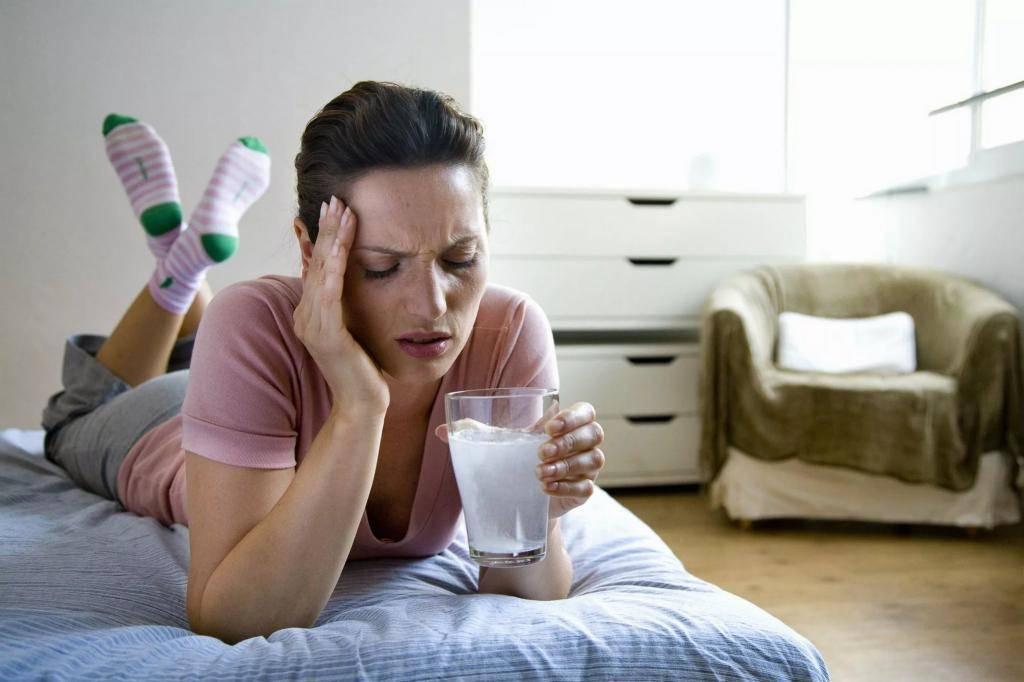 Восстановление после алкогольной интоксикации