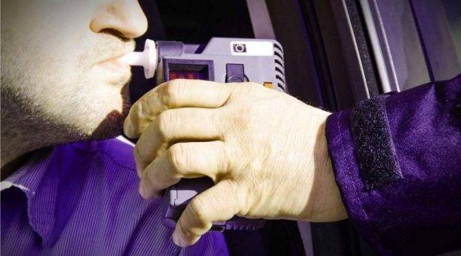 Проверка водителя на алкоголь: как по закону должна проводиться экспертиза