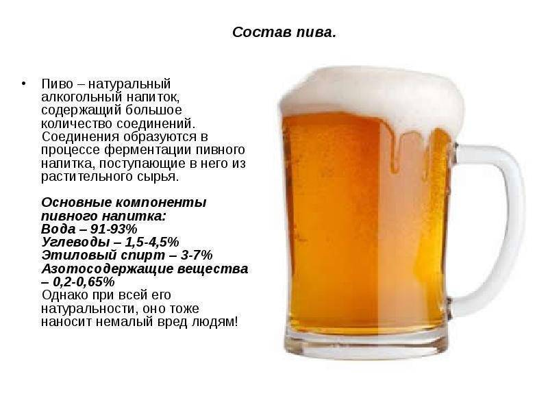 Чем пивной напиток отличается от пива? | bezprivychek.ru
