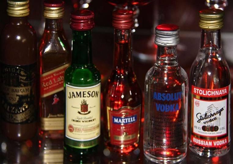 Для суровых духом: самые крепкие алкогольные напитки