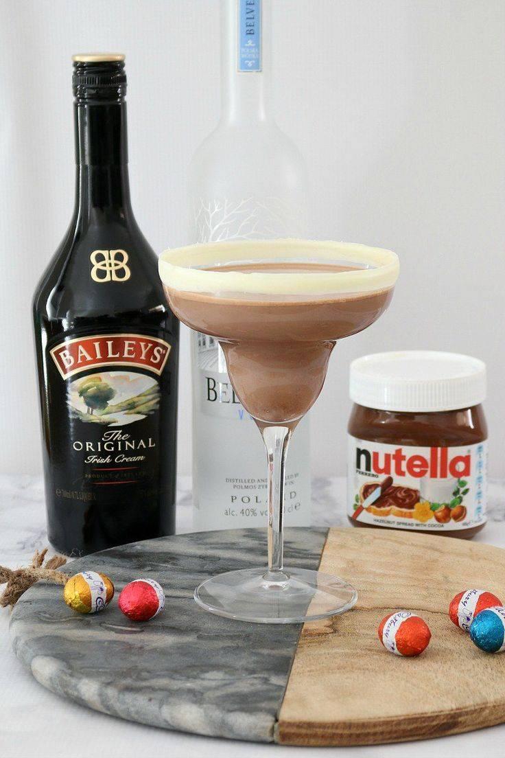 Какие можно приготовить коктейли с «бейлисом»: рецепты с ромом, соком, ликером и другие варианты