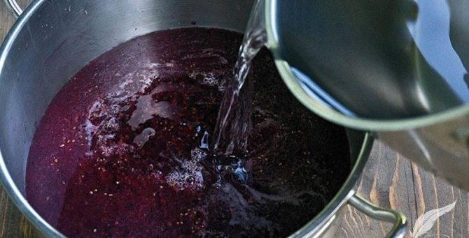 Почему не бродит или горчит домашнее малиновое вино
