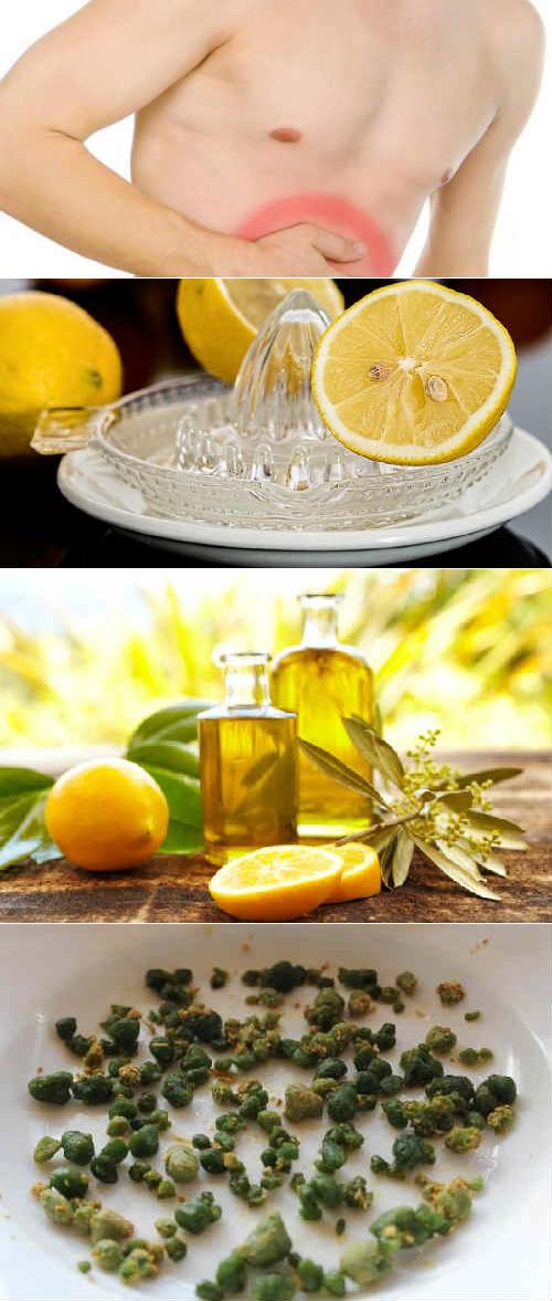 Очищение печени: процедура чистки с помощью оливкового масла и лимонного сока