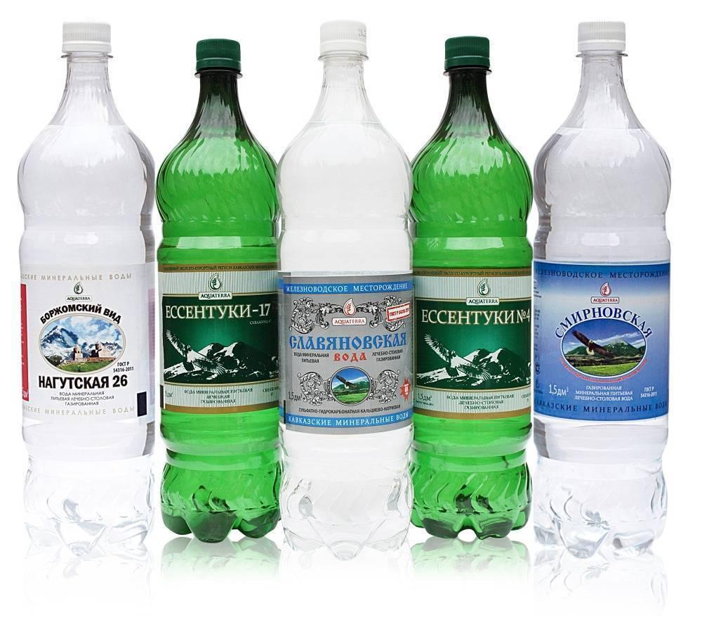 Какую минеральную воду лучше не покупать: топ 5 худших (фото)